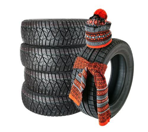 Tire Care in the Cold   Wichita Auto Care