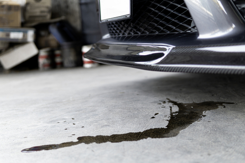Leaking Fluid | Wichita Auto Care