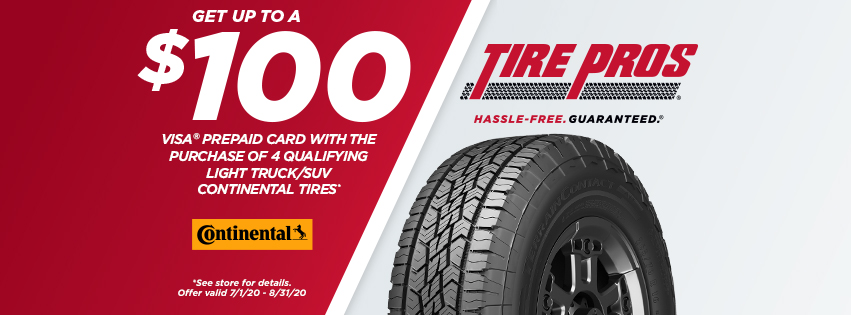 Don't Miss Our Tire Deal | Wichita Tires
