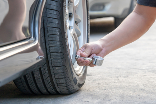 Why Is My TPMS Light On? | Wichita Tires