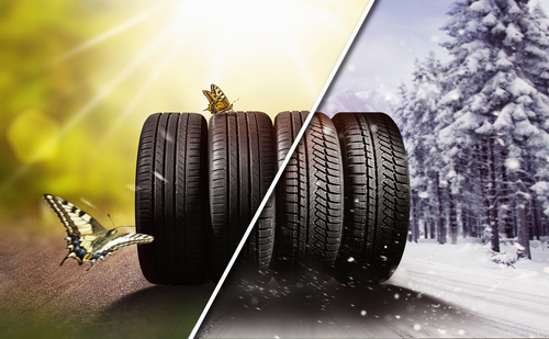 Summer Tires. All-Season Tires. Winter Tires. What's the Difference? | Wichita Auto Care