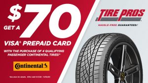 TP Continental Coupon Nov