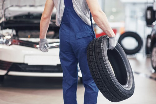 Time to Change Tires? | Wichita Tires