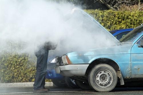 Steaming Hot | Wichita Auto Repair