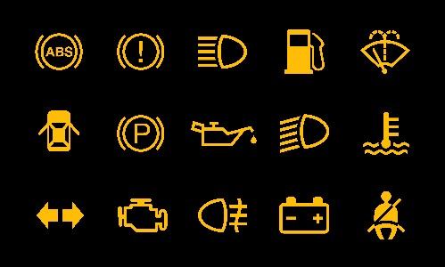 Light Up Your Dashboard   Wichita Auto Care