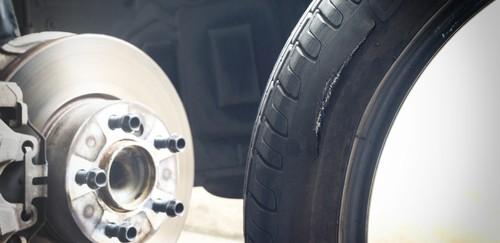 Tire Cracks | Wichita Tires