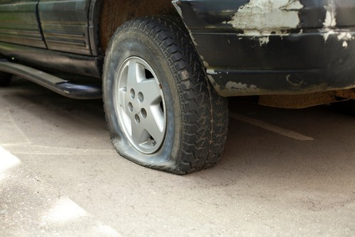 Hot Weather Is Tough on Tires | Wichita Auto Care